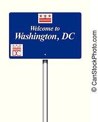 Bienvenidos a Washington DC