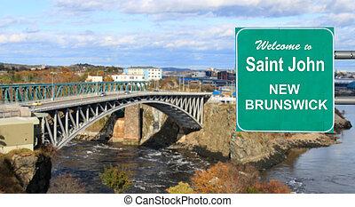 Bienvenidos al San Juan, signo NB