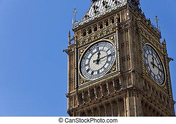 Big Ben, London, Inglaterra