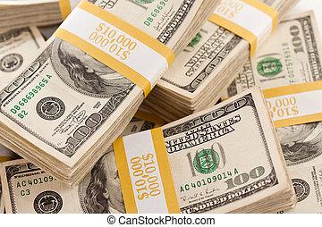 Billetes de 100 dólares