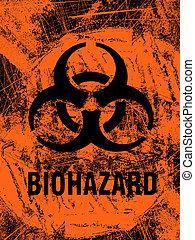 biohazard, grunge