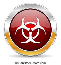 biohazard, icono
