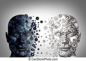 bipolar, cerebro, desorden