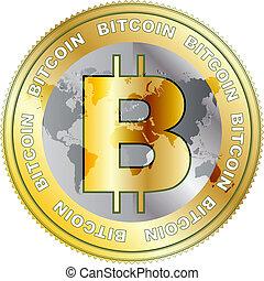 bitcoin, mundo