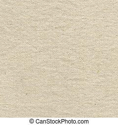 blanco, lona, textura, algodón