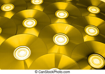 blanco, oro, cds