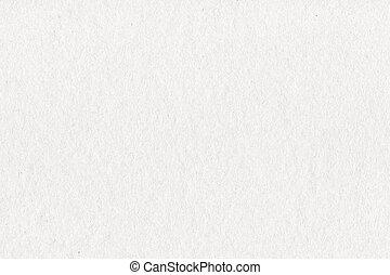 blanco, papel, hechaa mano, plano de fondo