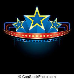 Blockbuster con estrellas