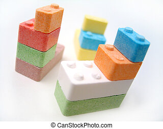 Bloqueo de dulces II