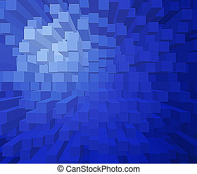 Bloques cuadrados
