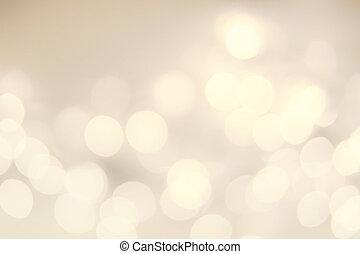 bokeh, lights., plano de fondo, defocused, navidad, vendimia