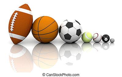 Bolas deportivas