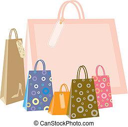 bolsas, compras