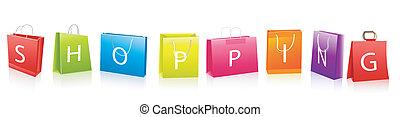 bolsas, compras, venta