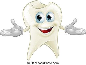 Bonita mascota dental