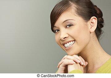 Bonita sonrisa