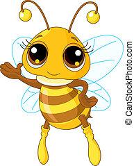 Bonitas abejas