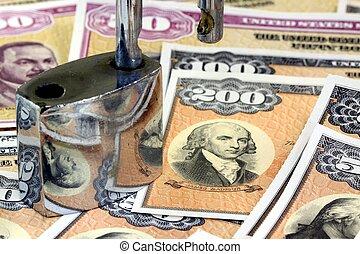 Bonos de ahorro con candado