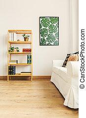 Bookshelf de plano