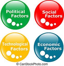 botón, concepto, peste, análisis, icono