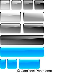 Botón cuadrado