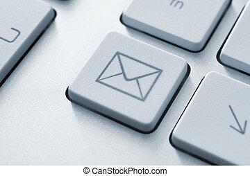 Botón de comunicación de Internet
