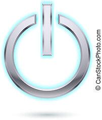 Botón de energía