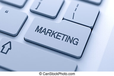 Botón de marketing