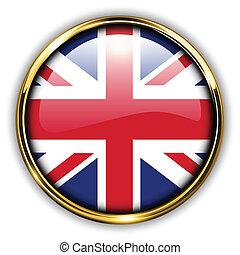 Botón del Reino Unido