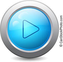 Botón Web con icono