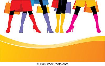 Botas de mujer 2