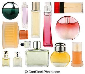 Botellas de perfume