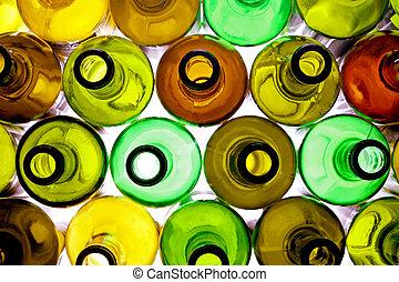 Botellas falsas