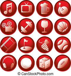 Botones de imagen