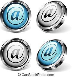 Botones en Internet