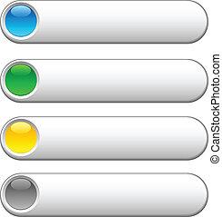 Botones Web.