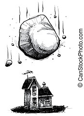 boulder, caer