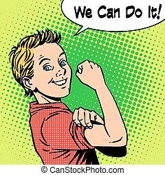 Boy Power Trust podemos hacerlo