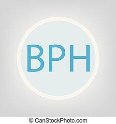 BPH (Hiperplasia prostática Benigna) acrónimo