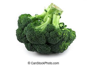 bróculi, apetitoso