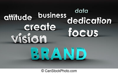 Brand al frente