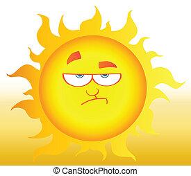 Brilla el sol