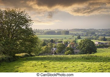 Broad Campden, Gloucestershire, Inglaterra