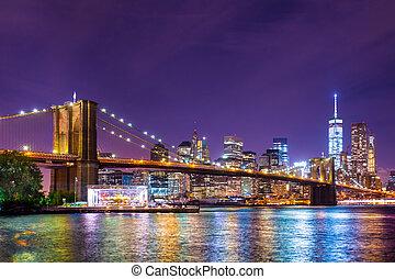 Brooklyn Bridge Nueva York