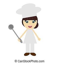 Buena cocinera