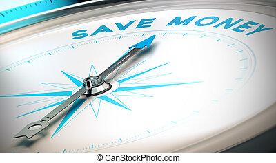 Buena manera de ahorrar dinero