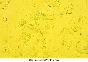 Burbujas de champú