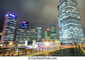 Busca edificios modernos en Shanghai