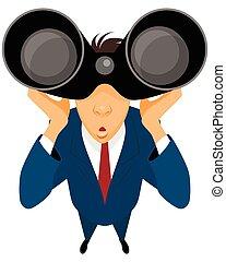 Buscando binoculares