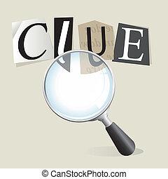 Buscando pistas